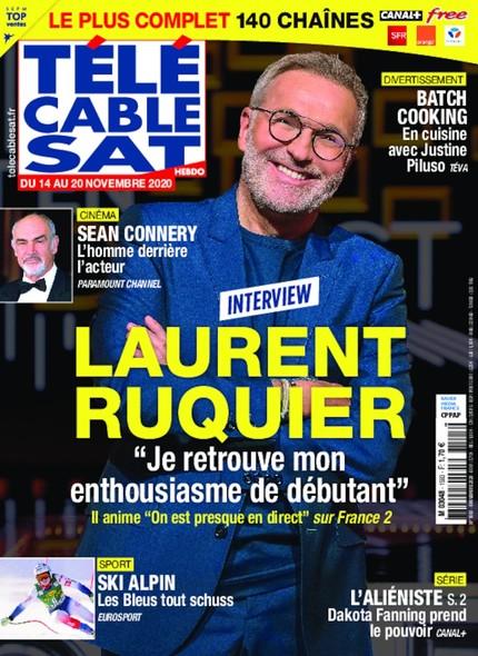 Télécable Sat - N°1593 - 09 Novembre 2020