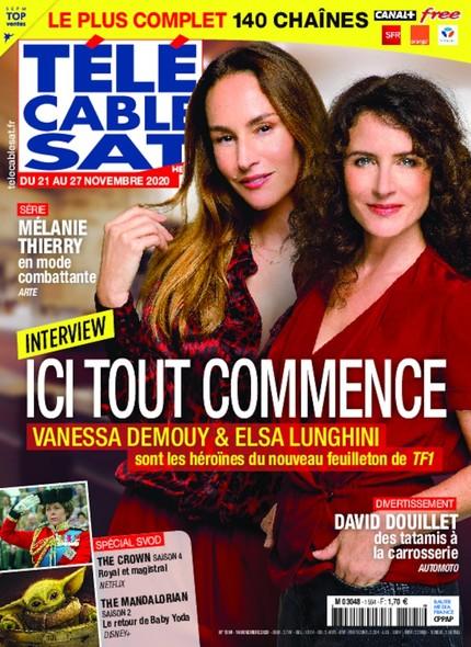 Télécable Sat - N°1594 - 16 Novembre 2020