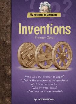 My Notebook of Questions : Inventions : Professor Genius | QA international Collectif