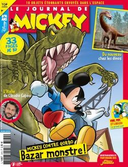 Le Journal De Mickey - 20 Janvier 2021 |