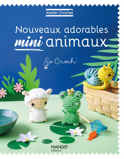 Nouveaux adorables mini animaux | Marie Clesse