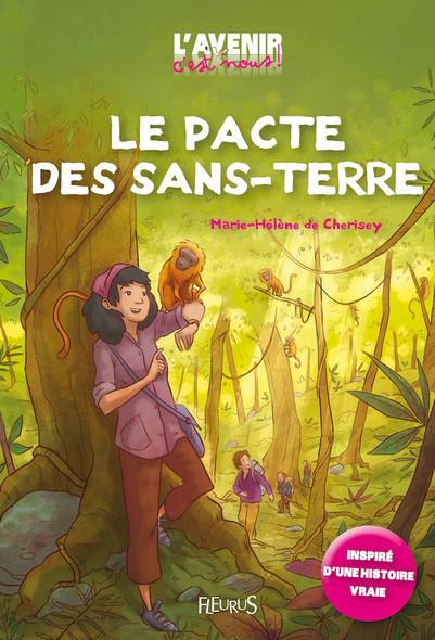 Le pacte des sans-terre : Inspiré d'une histoire vraie !