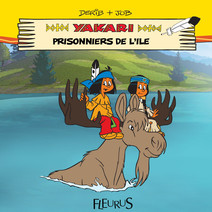 Yakari - Prisonniers de l'île   Philip, Neuber