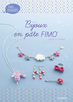 Bijoux en pâte FIMO | Carine Le Guilloux