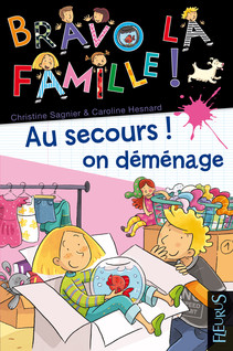 Au secours ! On déménage | Christine, Sagnier