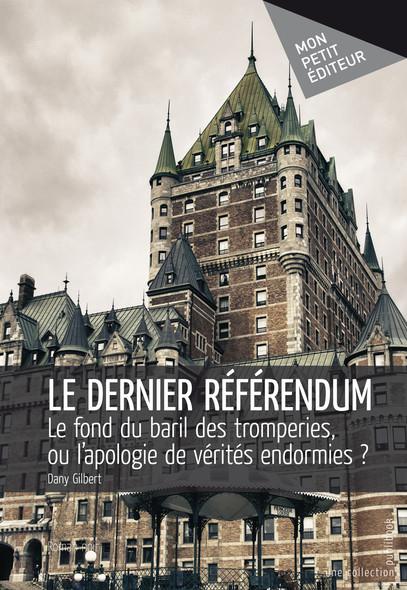Le Dernier référendum