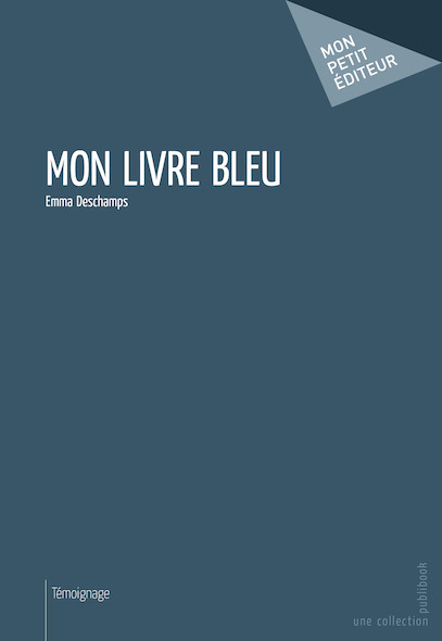 Mon livre bleu