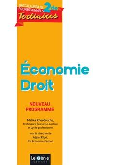 Economie-Droit 2de Bac Pro tertiaires | Malika Kherdouche