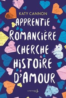 Apprentie romancière cherche histoire d'amour | Katy Cannon