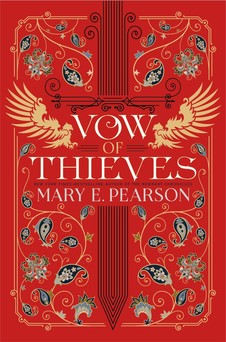 Vow of thieves. The dance of thieves #2 | Mary Pearson