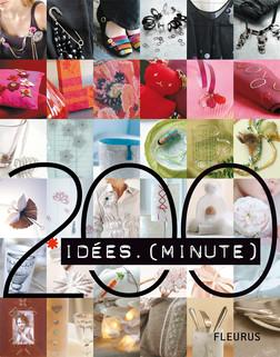 200 Idées minute | Guidicelli Catherine