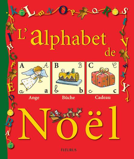 L'alphabet de Noël : Mon premier alphabet