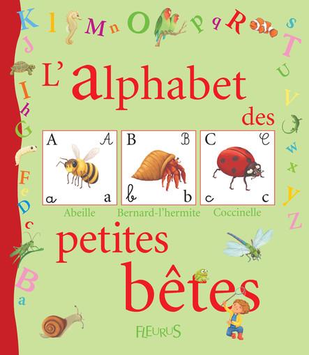 L'alphabet des petites bêtes