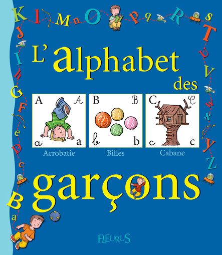 L'alphabet des garçons