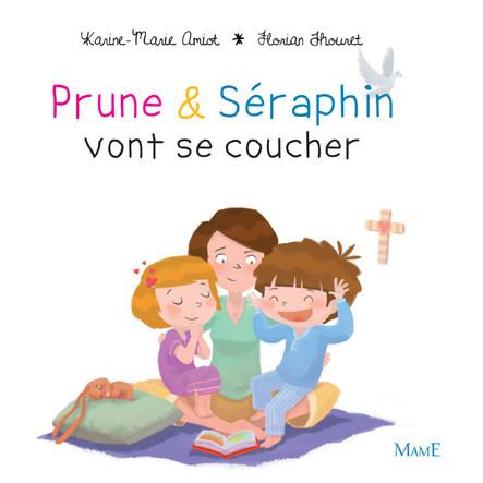 Prune et Séraphin vont se coucher
