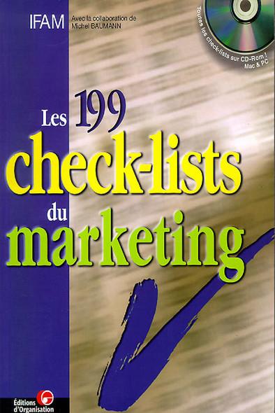 Les 199 check-lists du marketing