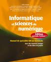 Informatique et sciences du numérique - Edition spéciale Python ! : Manuel de spécialité ISN en terminale - Avec des exercices corrigés et des idées de projets