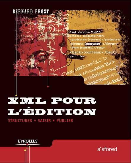 XML pour l'édition