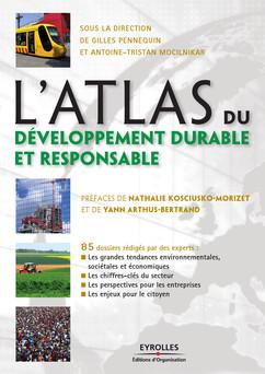 L'atlas du développement durable et responsable | Pennequin Gilles
