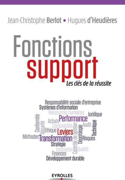 Fonctions support : Les clés de la réussite