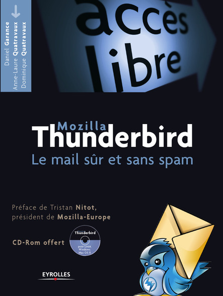 Mozilla Thunderbird : Le mail sûr et sans spam