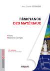 Résistance des matériaux : Cours - Exercices corrigés - Edition revue et enrichie