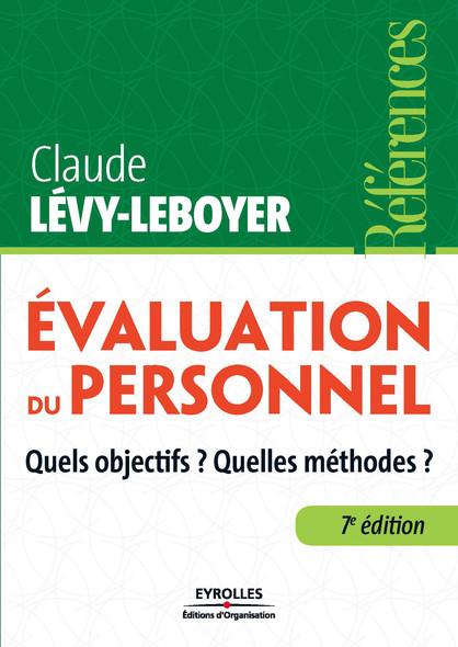 Evaluation du personnel : 7e édition