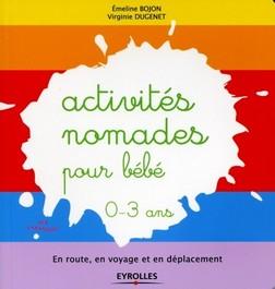 Activités nomades pour bébé - 0-3 ans | Bojon Emeline