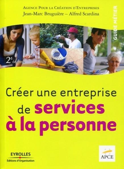 Créer une entreprise de services à la personne