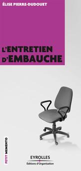 L'entretien d'embauche | Pierre-Dudouet Élise