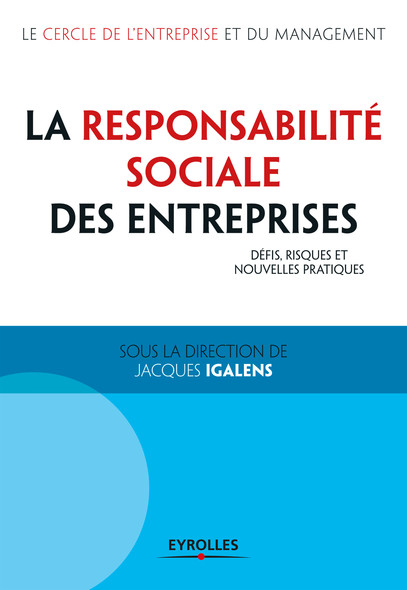 La responsabilité sociale des entreprises : Défis, risques et nouvelles pratiques