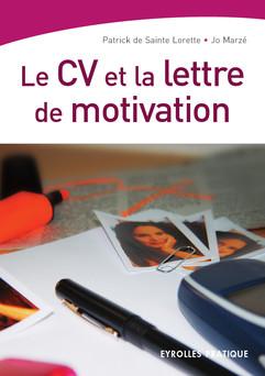 Le CV et la lettre de motivation | Patrick de Sainte Lorette