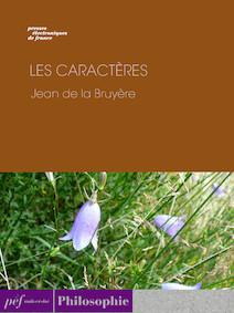 Les Caractères | de la Bruyère, Jean