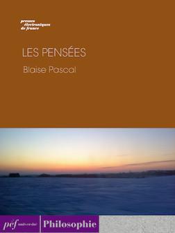 Les Pensées | Blaise Pascal
