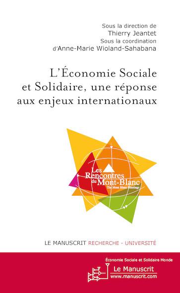 Economie Sociale et Solidaire, une réponse aux enjeux internationaux