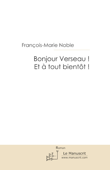 Bonjour Verseau !