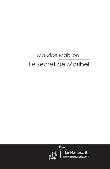 Le Secret de Maribel