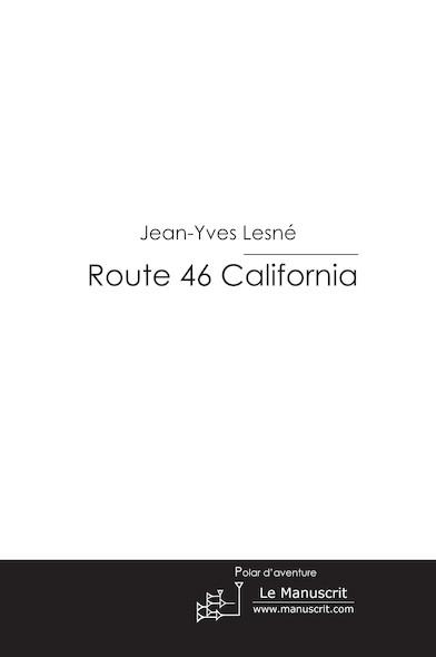 Route 46 California