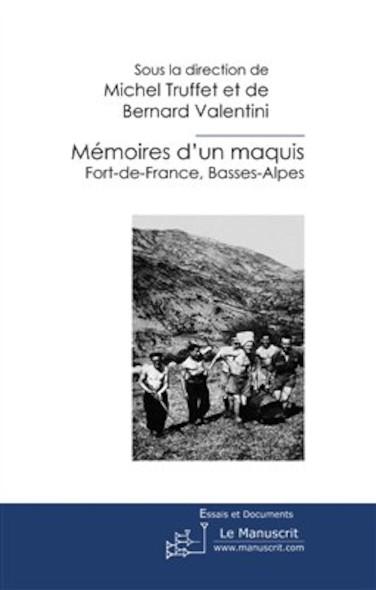 Mémoires d'un Maquis