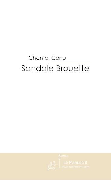 Sandale Brouette
