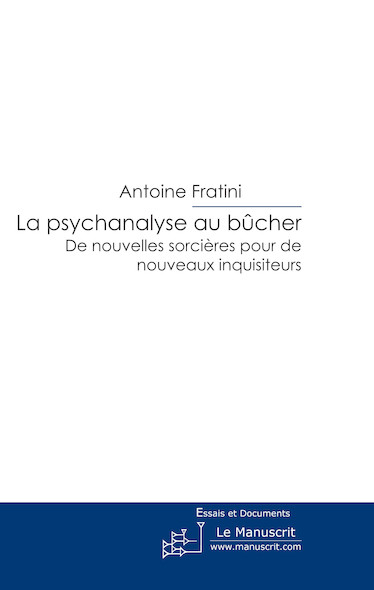 la psychanalyse au bûcher