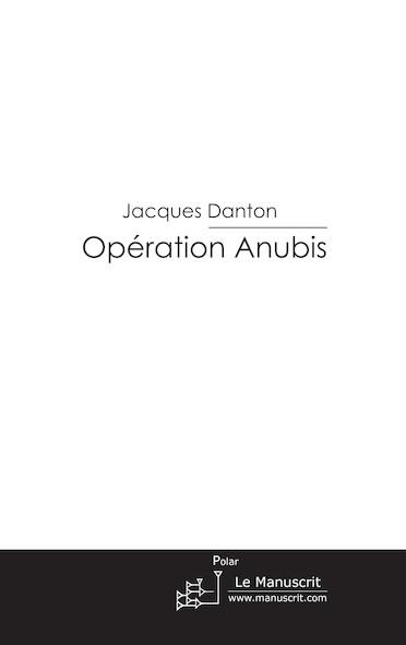 Opération Anubis