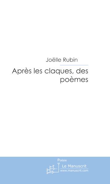 Après les claques, des poèmes