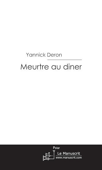 meurtre au diner