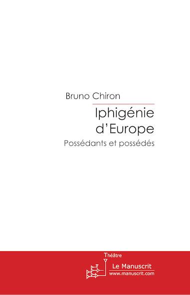 Iphigénie d'Europe