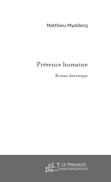 Présence humaine