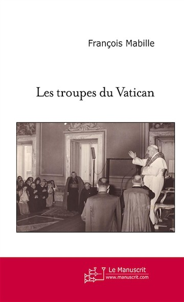 Les troupes du Vatican