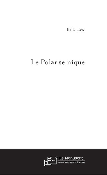 Le Polar se nique