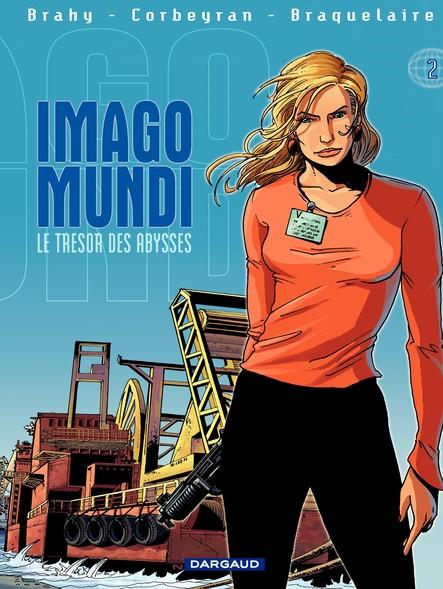 Imago Mundi - Tome 2 - Trésor des abysses (Le)