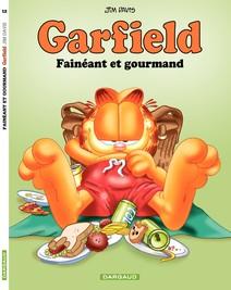 Garfield - Tome 12 - Fainéant et gourmand |